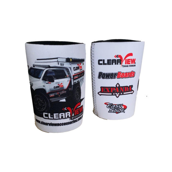 ClearView Stubby Coolers