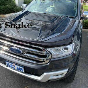 T-Rex Hood Scoop Ford Ranger PX2/3 - 2015-on