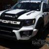 Ford Ranger PX1 Hoodscoop